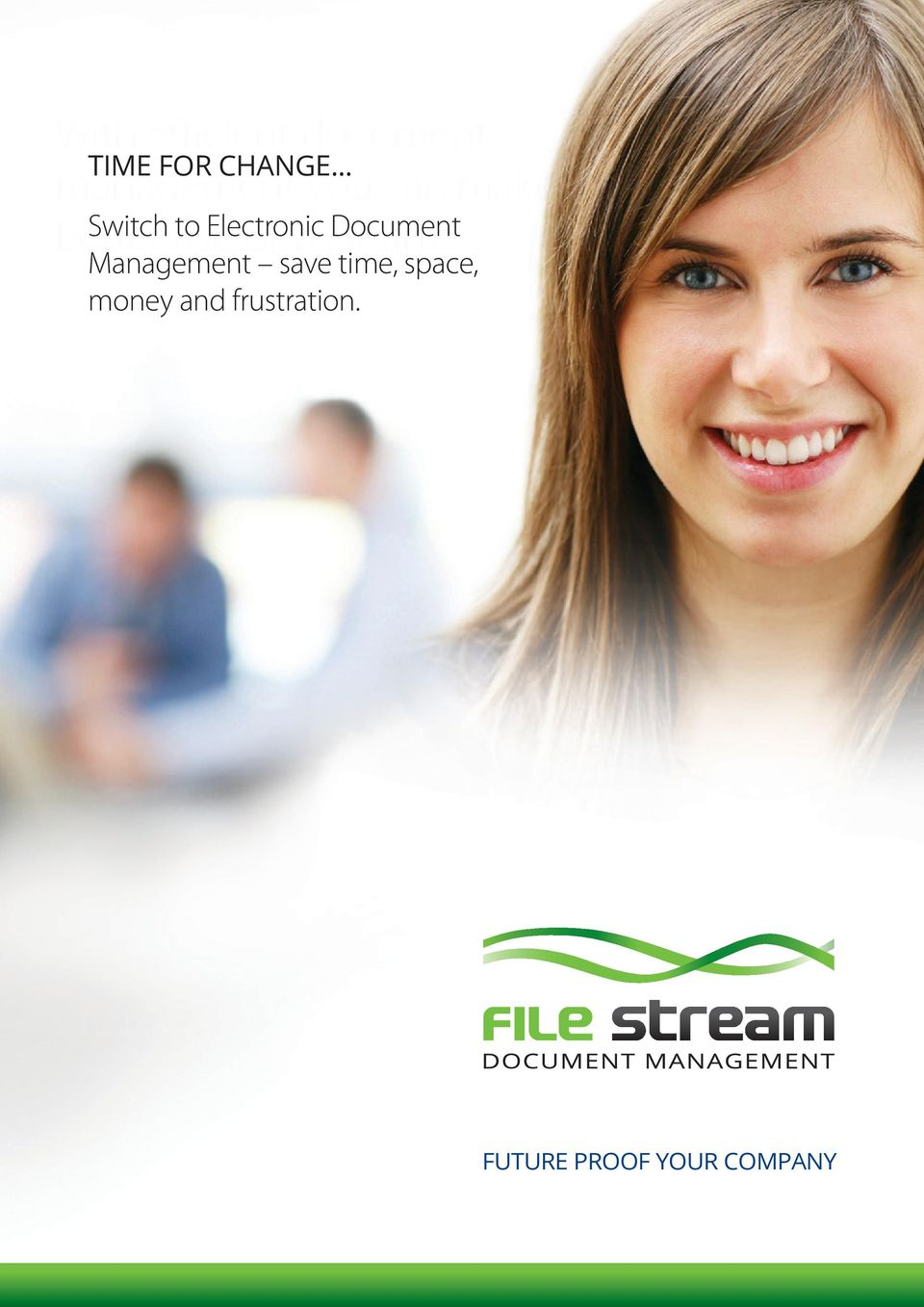 Document Management save time,