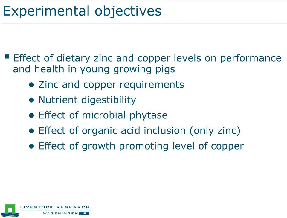 requirements Nutrient digestibility Effect of microbial phytase