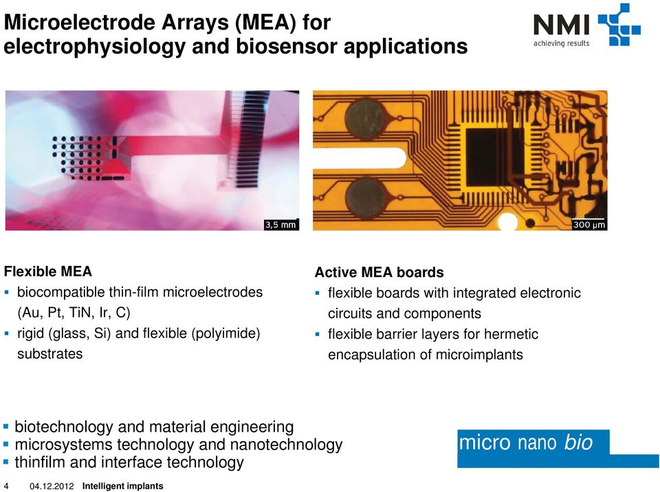 electronic circuits and components flexible barrier layers for hermetic encapsulation of microimplants biotechnology and material