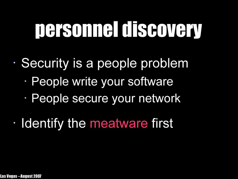 your software People secure your