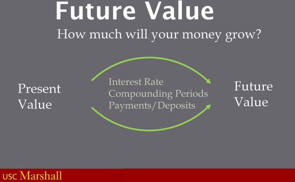 Present Value Interest Rate