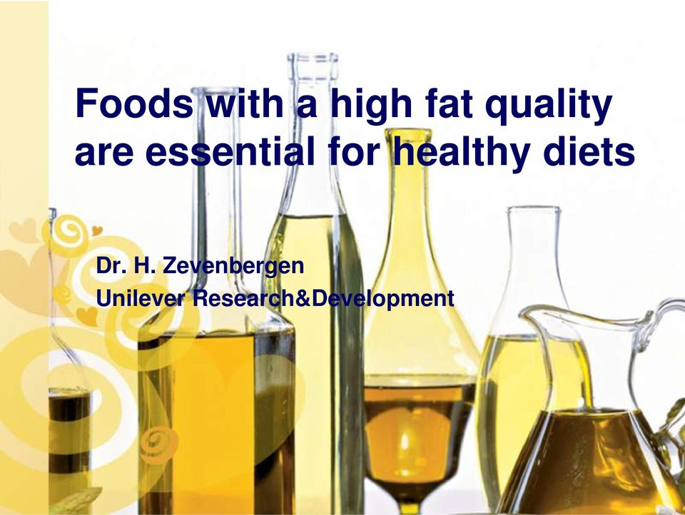healthy diets Dr. H.
