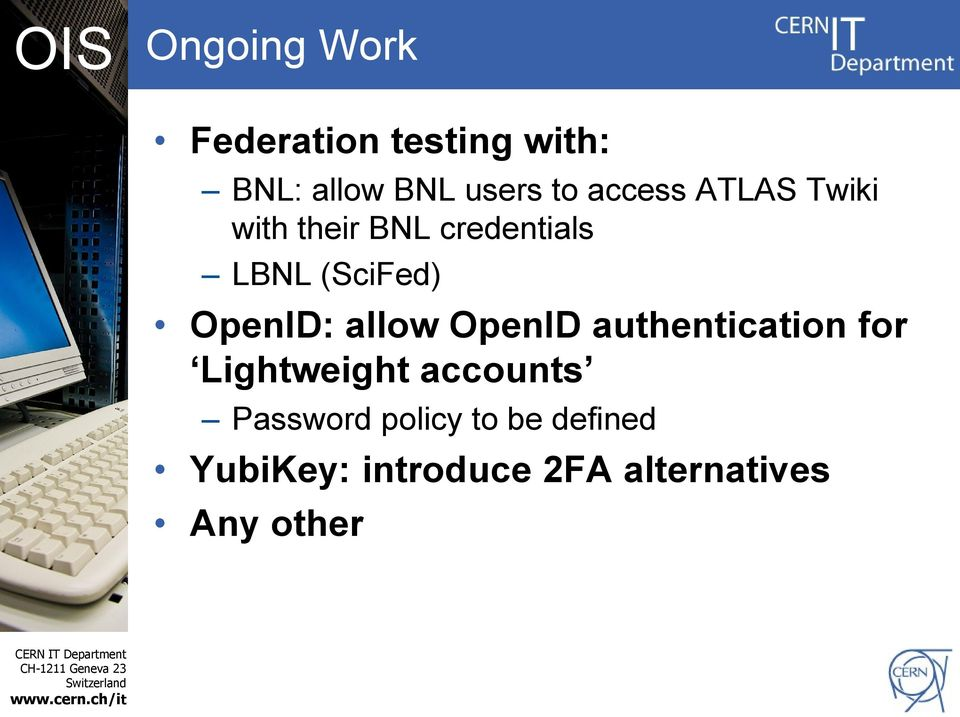 OpenID: allow OpenID authentication for Lightweight accounts