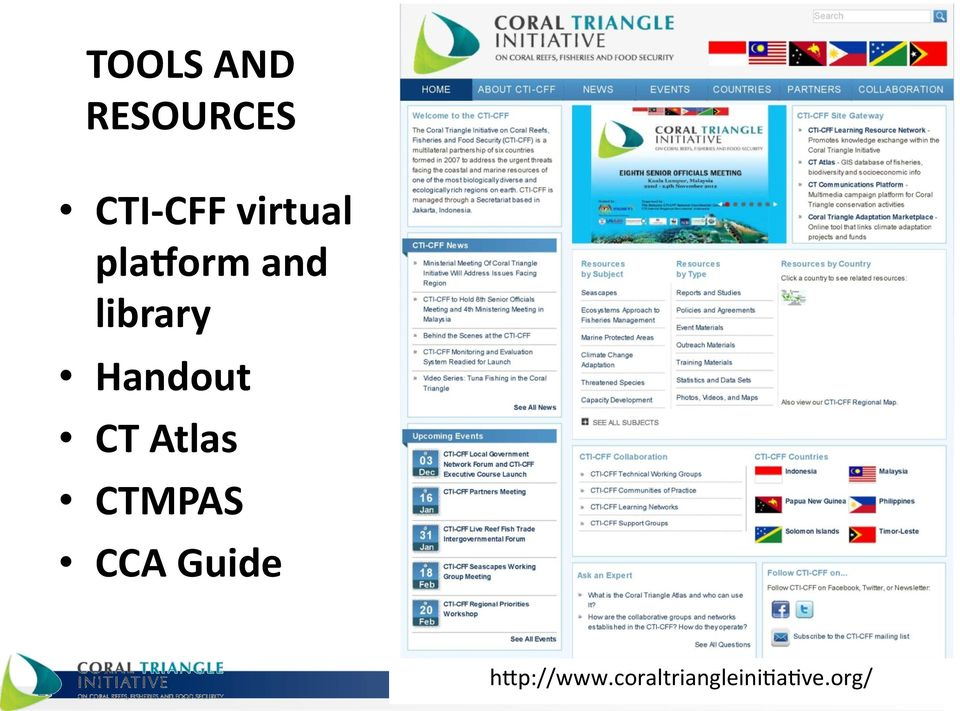 Handout CT Atlas CTMPAS CCA Guide