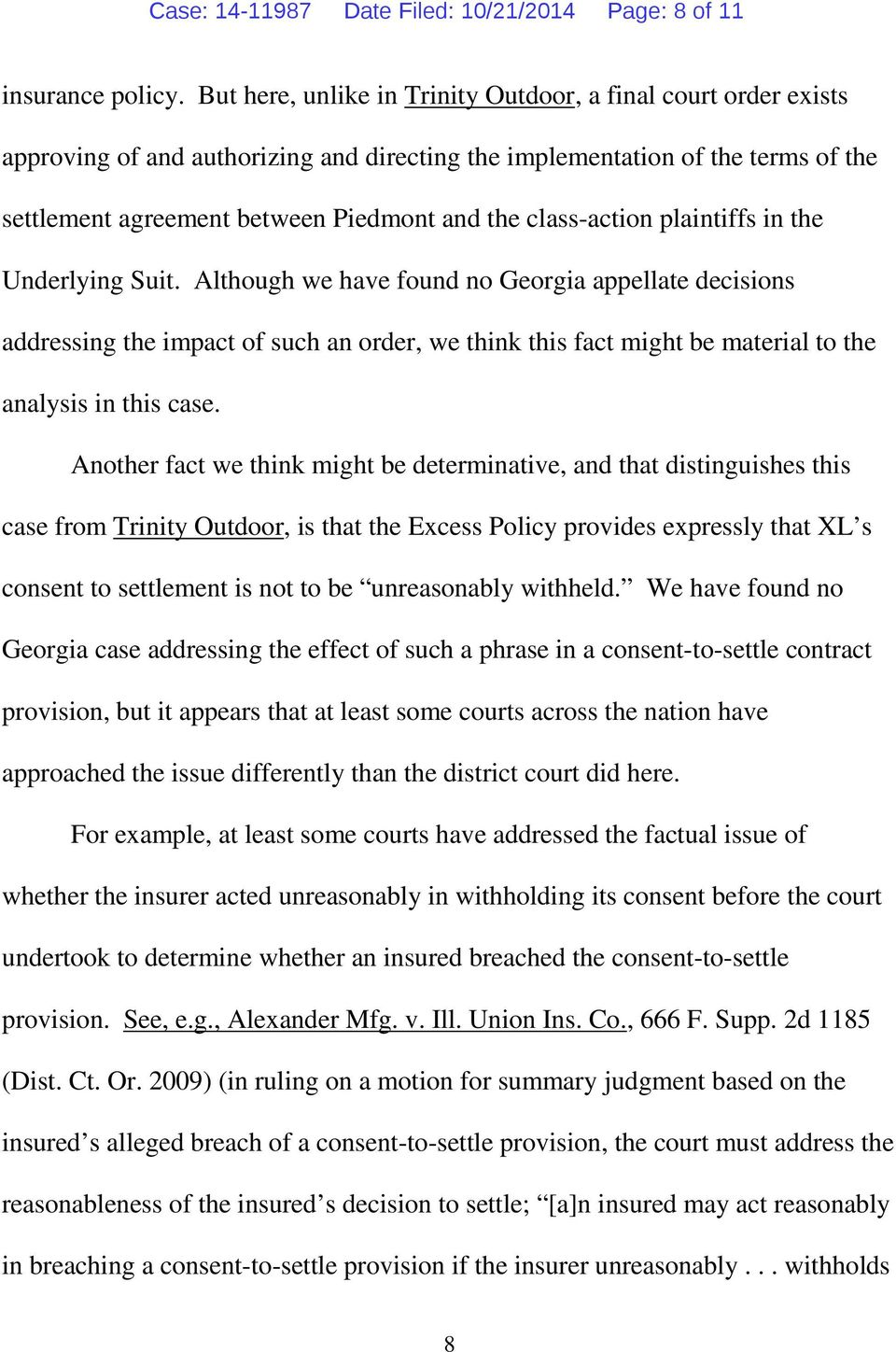 class-action plaintiffs in the Underlying Suit.
