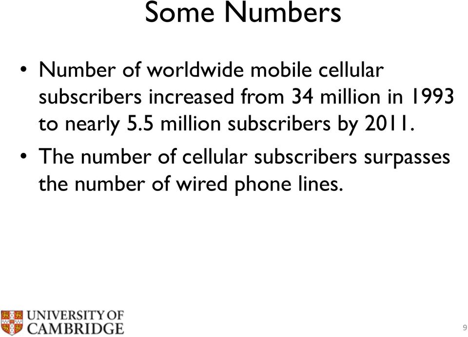 nearly 5.5 million subscribers by 2011.