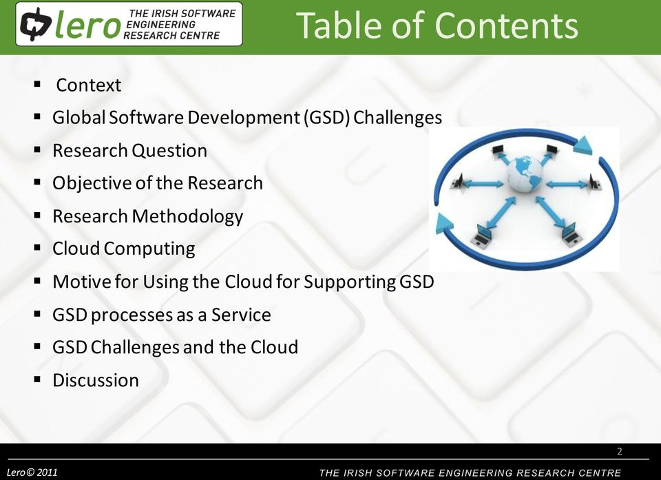 Methodology Cloud Computing Motive for Using the Cloud for
