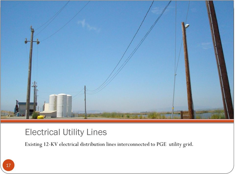 distribution lines
