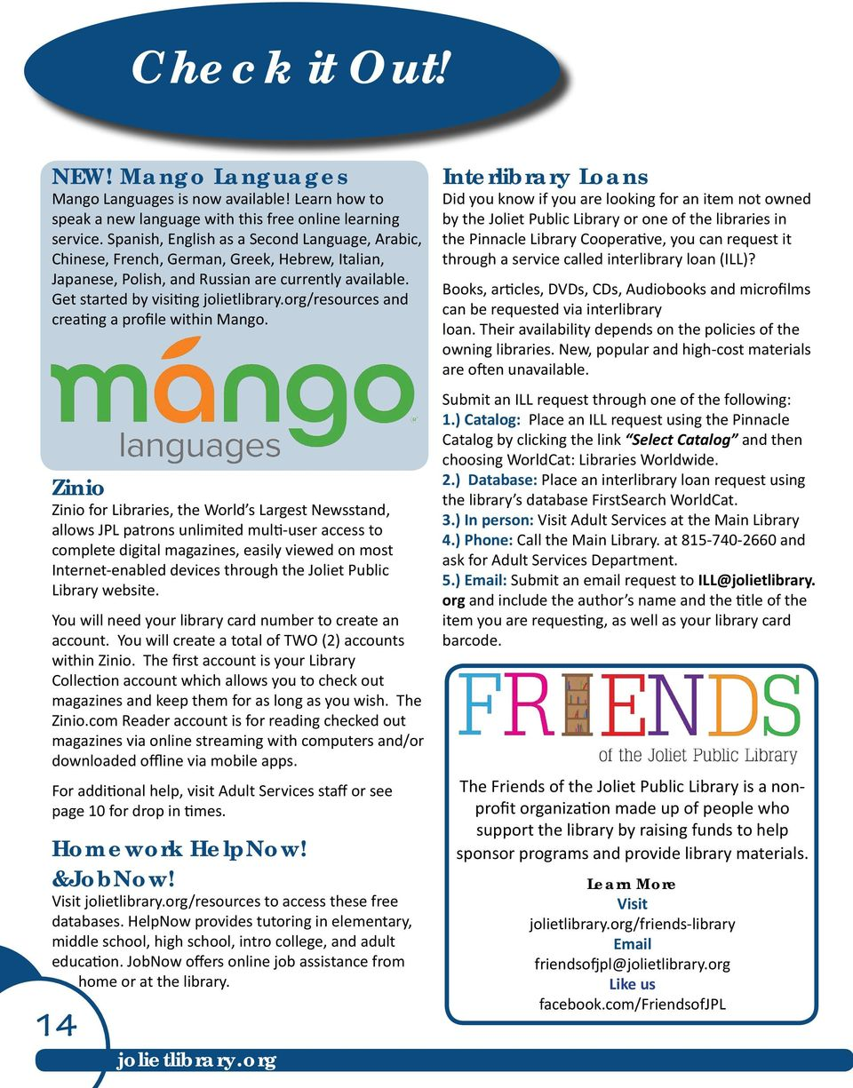 Get started by visiting /resources and creating a profile within Mango.