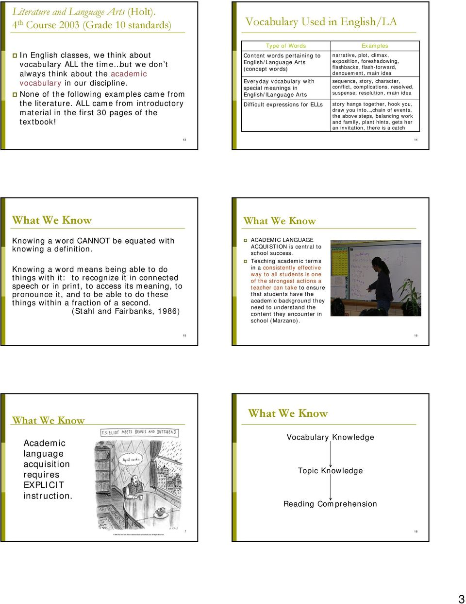 Giving Students Their Word s Worth - PDF