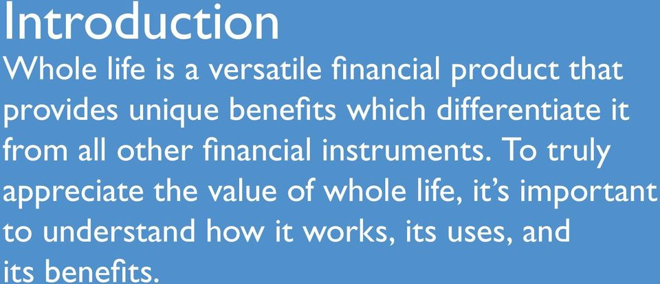 financial instruments.