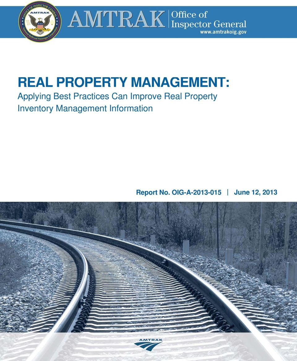 Property Inventory Management