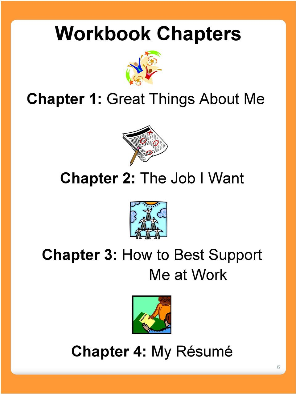 I Want Chapter 3: How to Best
