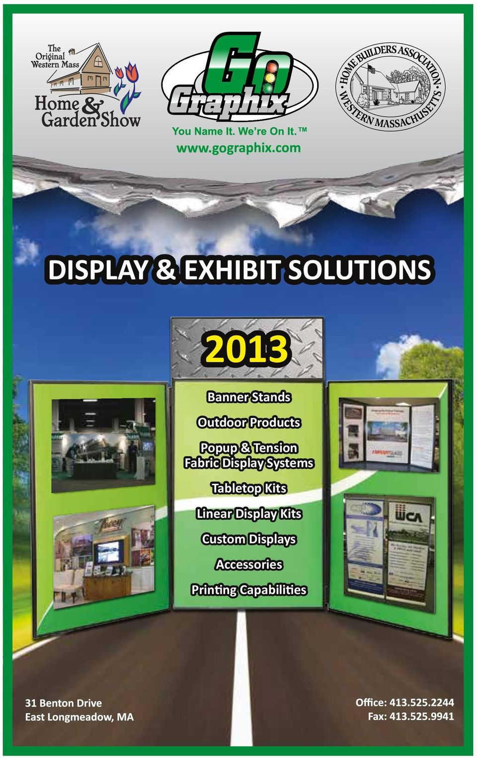 Display Systems Tabletop Kits Linear Display