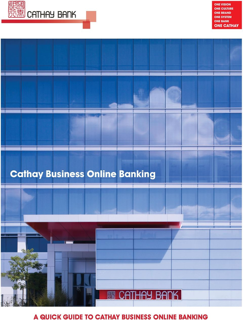 ONLINE BANKING R6119 CATHAY