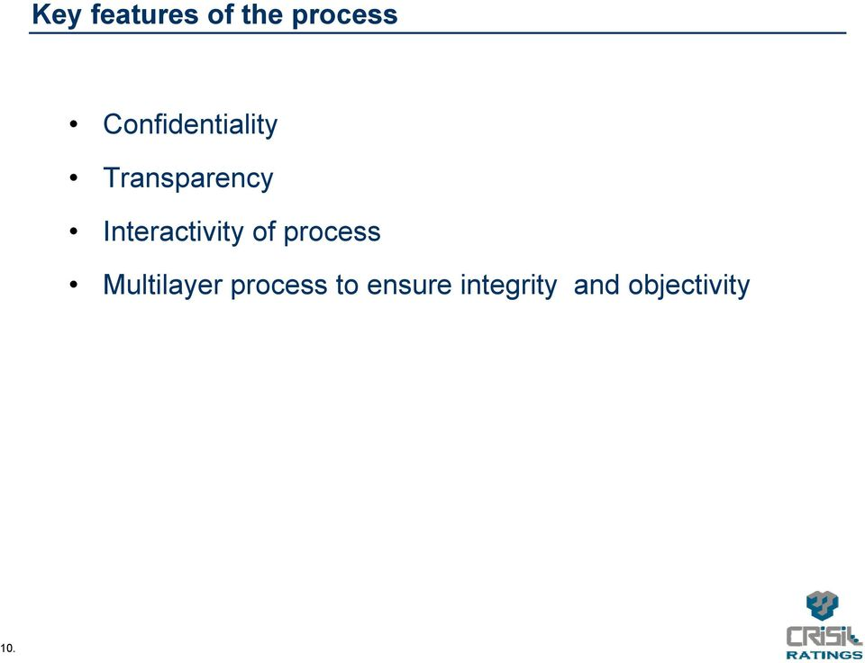 Interactivity of process