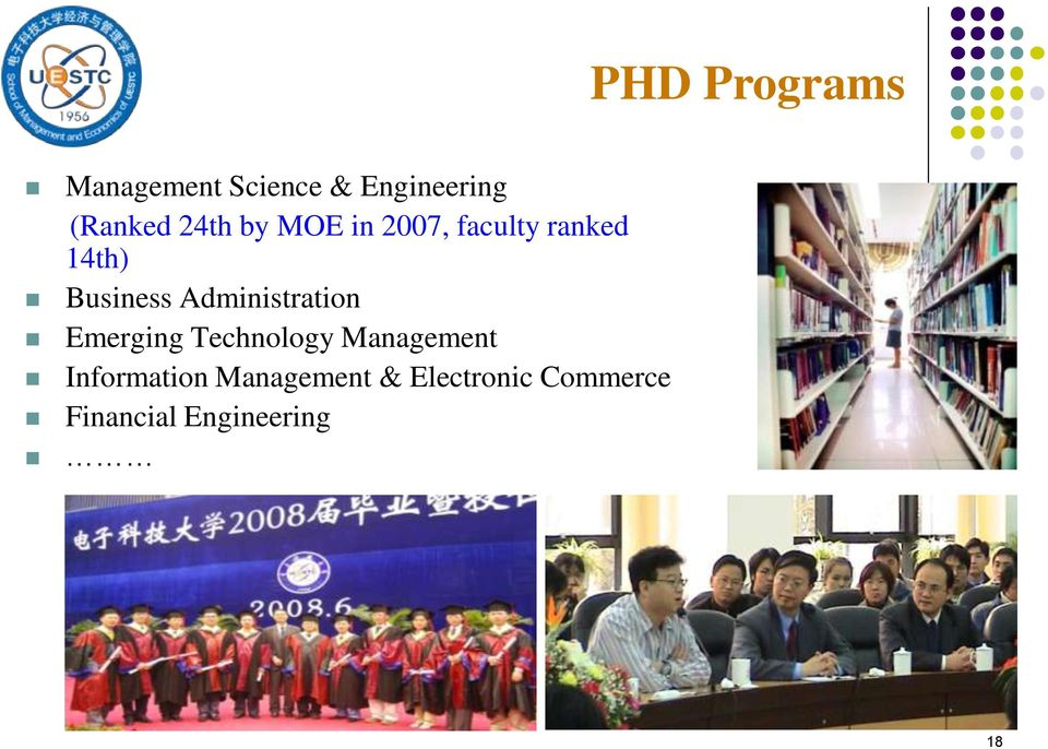 Administration Emerging Technology Management