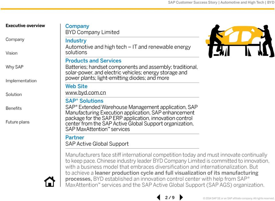 cn SAP s SAP Extended Warehouse Management application, SAP Manufacturing Execution application, SAP enhancement package for the SAP ERP application, innovation control center from the SAP Active