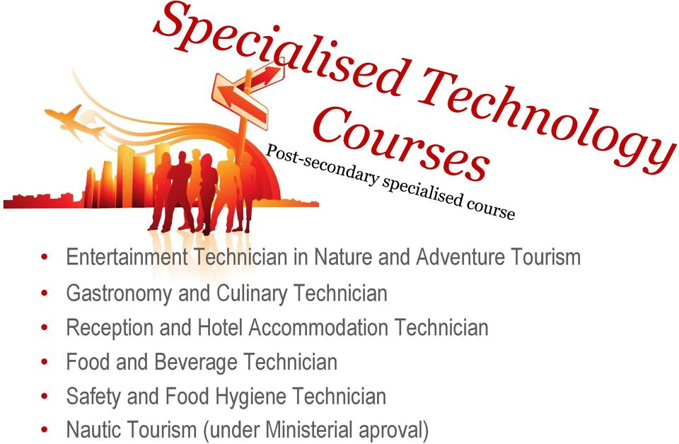 Accommodation Technician Food and Beverage Technician Safety