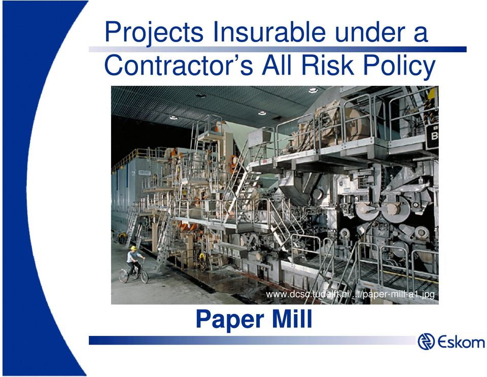 Policy Paper Mill www.dcsc.