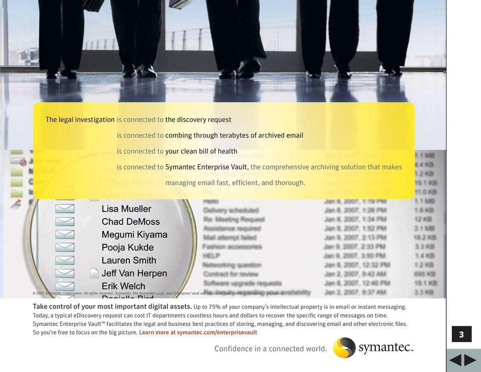 Symantec, the Symantec Logo, and