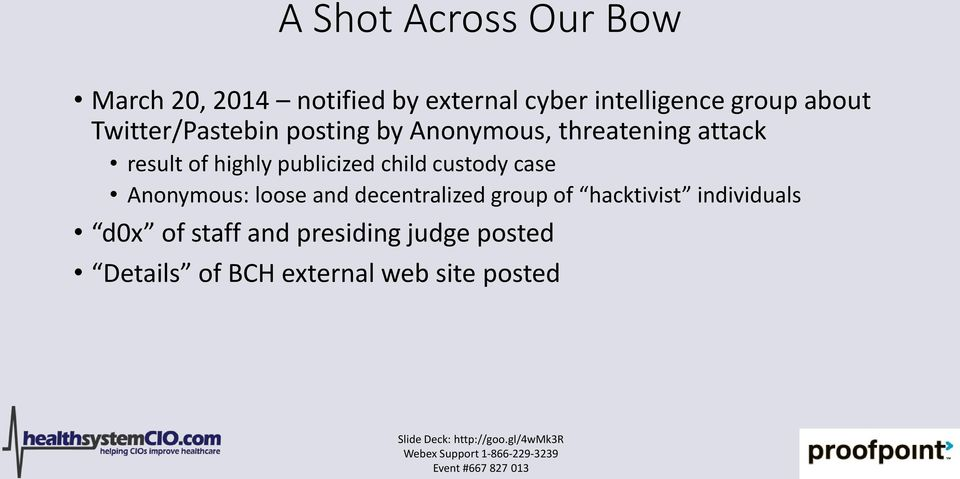 publicized child custody case Anonymous: loose and decentralized group of hacktivist
