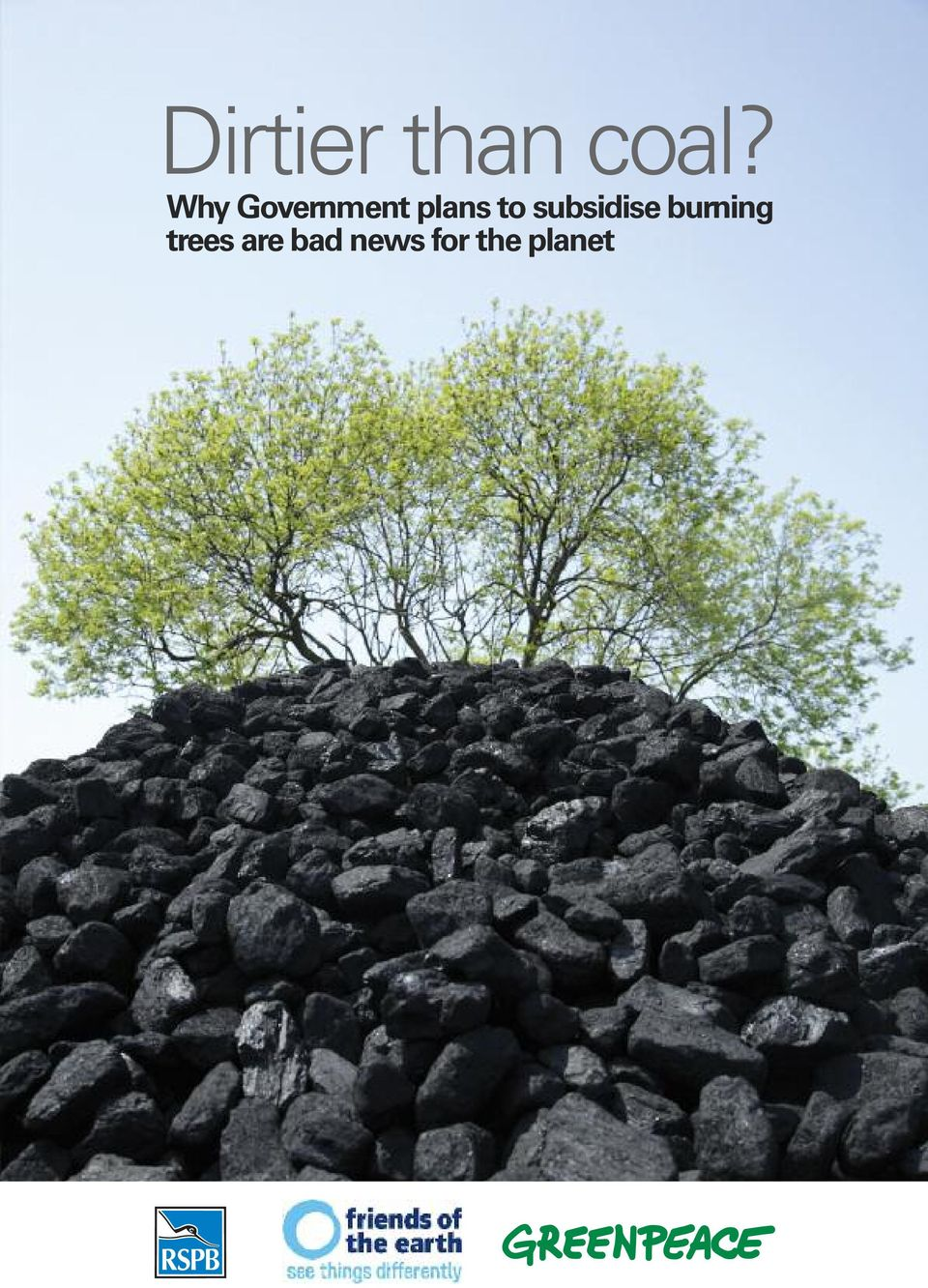 subsidise burning trees