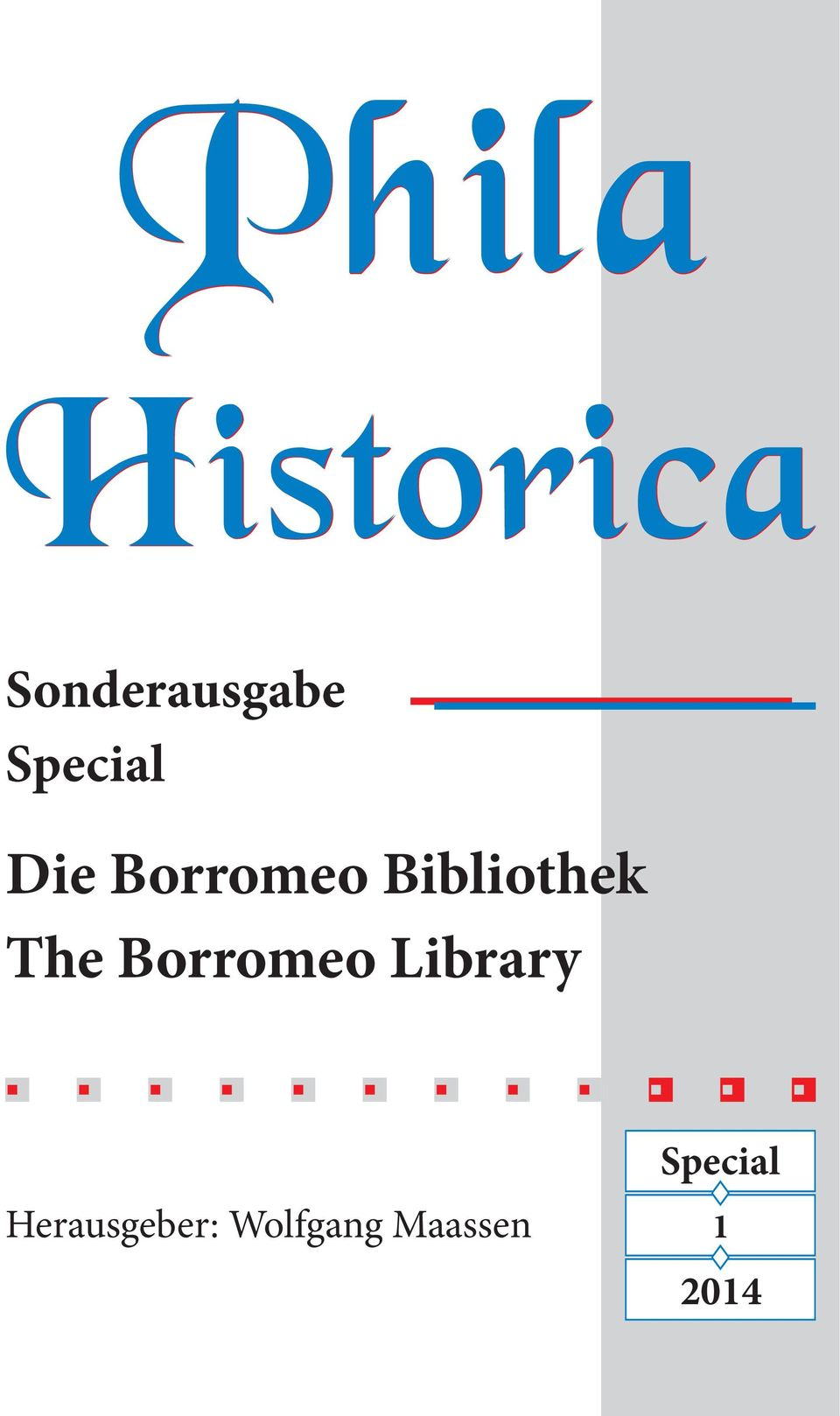 The Borromeo Library