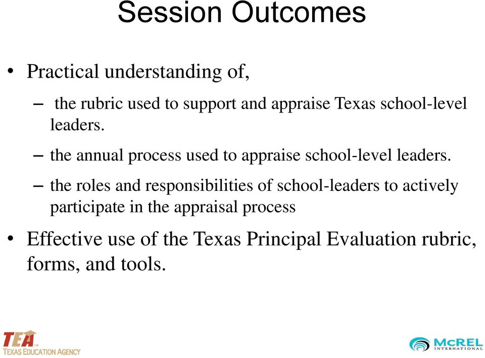the roles and responsibilities of school-leaders to actively participate in the