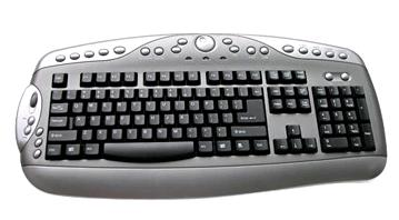 Types of Keyboard Gaming and Multimedia Keyboard The gaming keyboards are designed for the convenience of