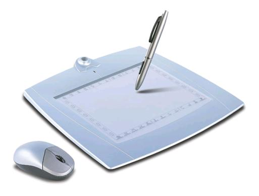 Pointing Devices Graphic Tablet A graphics tablet (or digitizer, digitizing tablet, graphics pad, drawing tablet) is a
