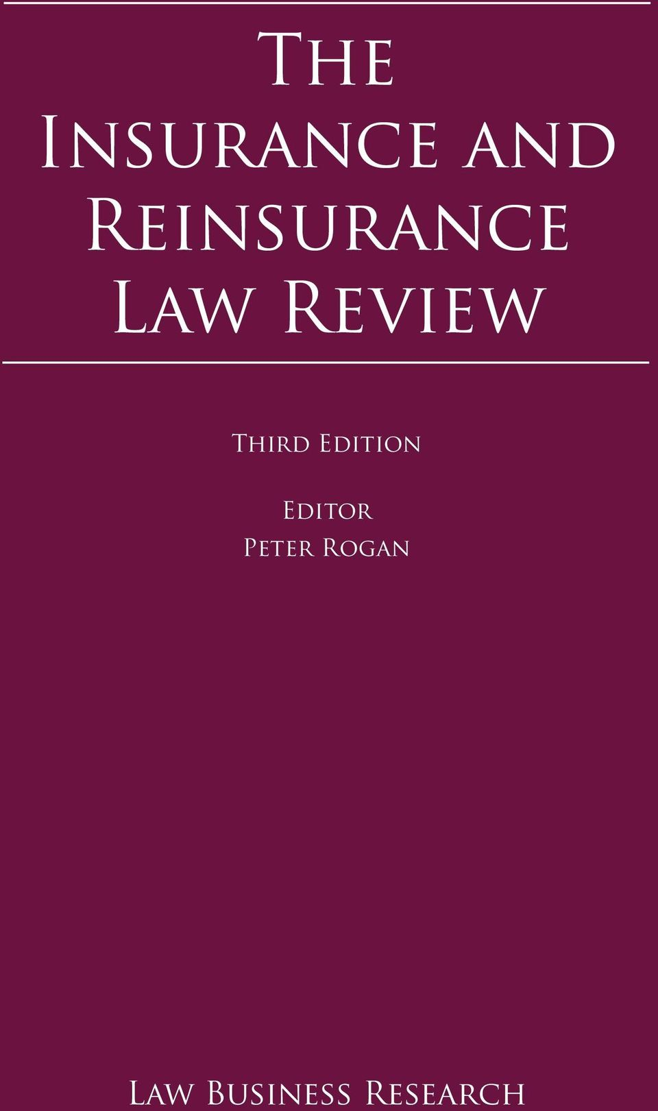 Law Review Third Edition