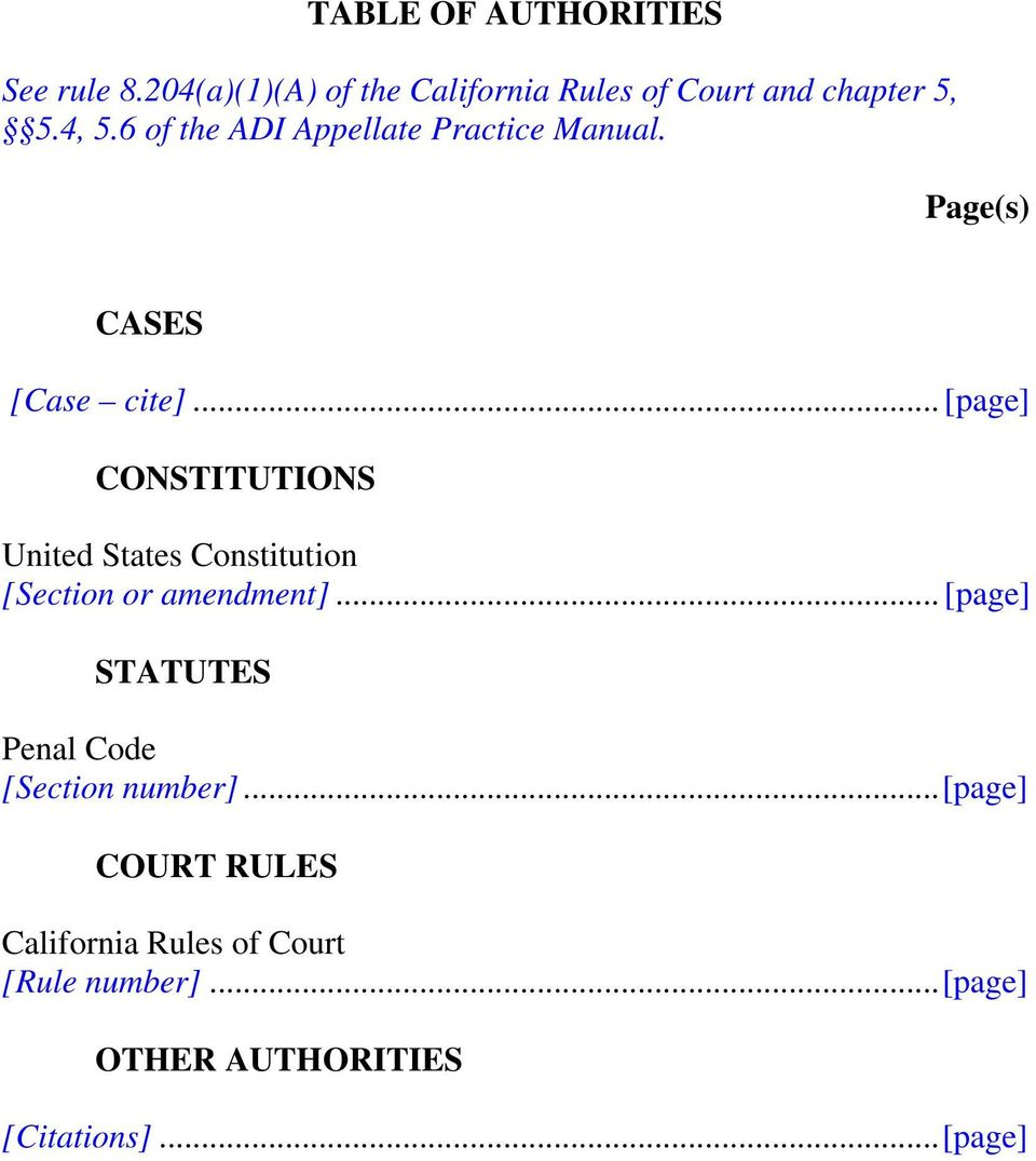 .. [page] CONSTITUTIONS United States Constitution [Section or amendment].