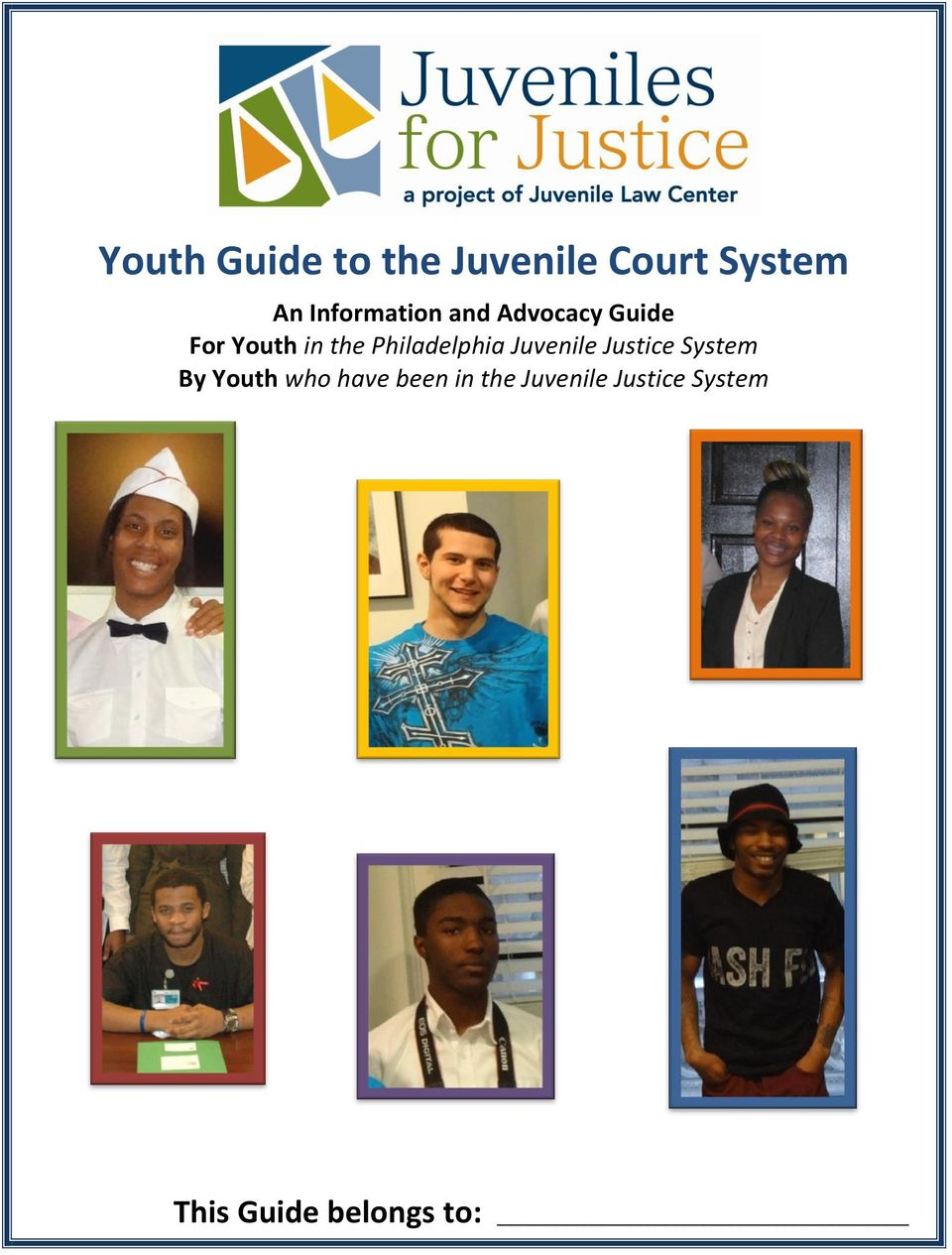 Philadelphia Juvenile Justice System By Youth who