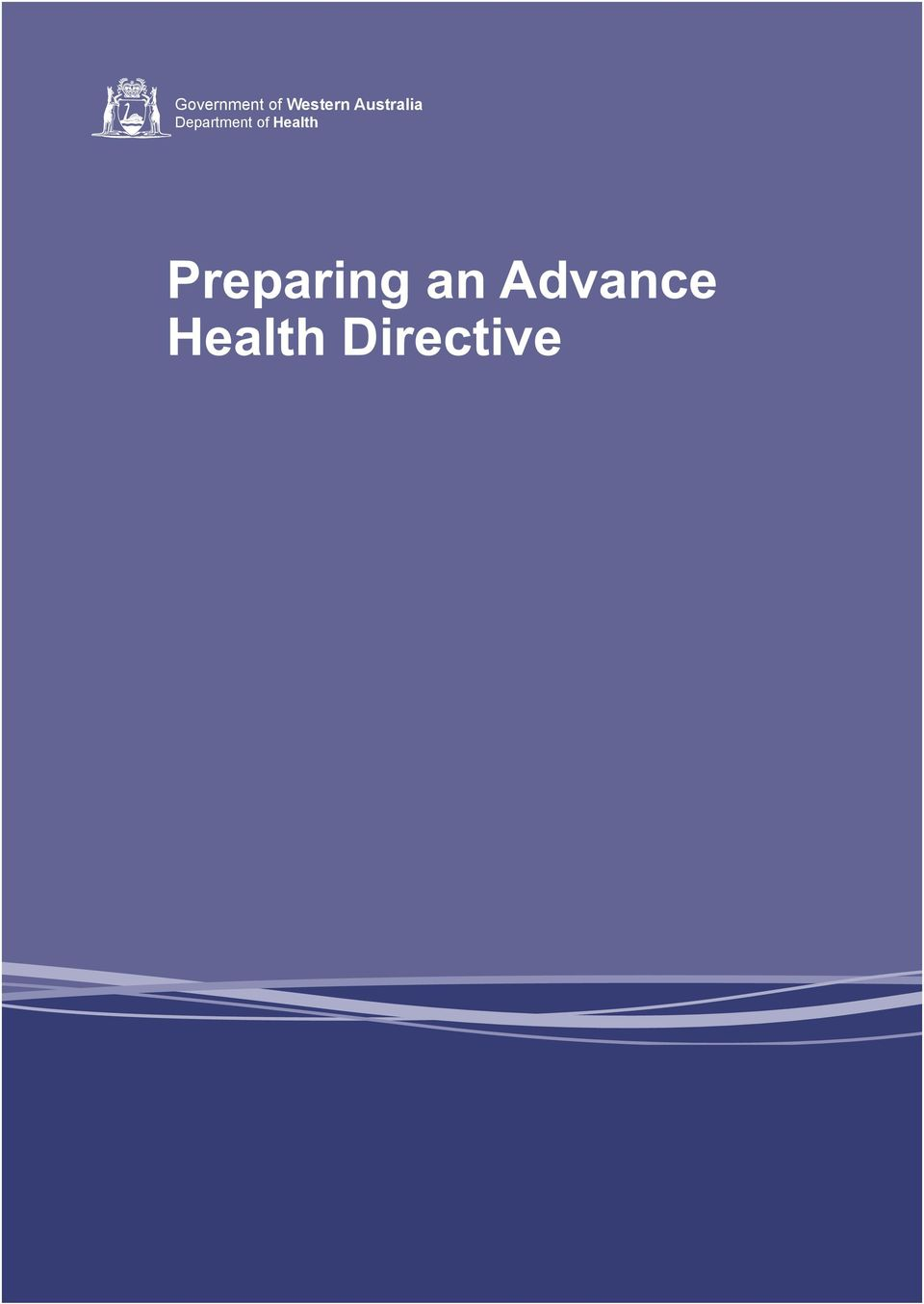 of Health Preparing an