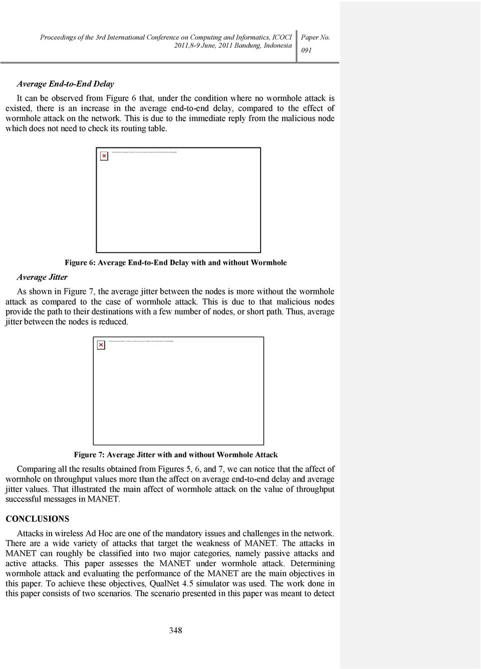 Mtech Thesis In Computer Science+Wormhole Attack