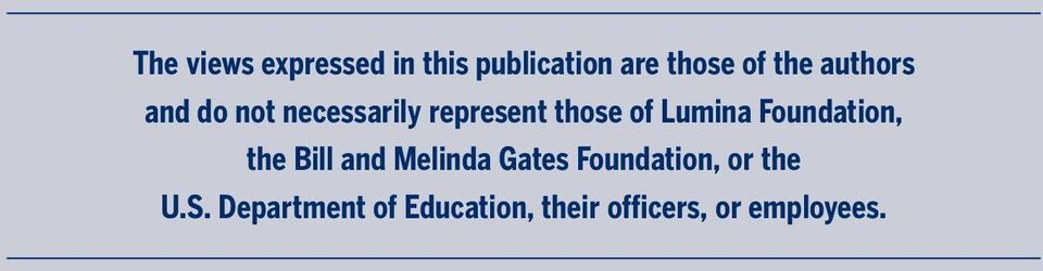 Foundation, the Bill and Melinda Gates Foundation, or the