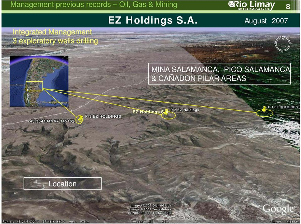EZ Holdings S.A.