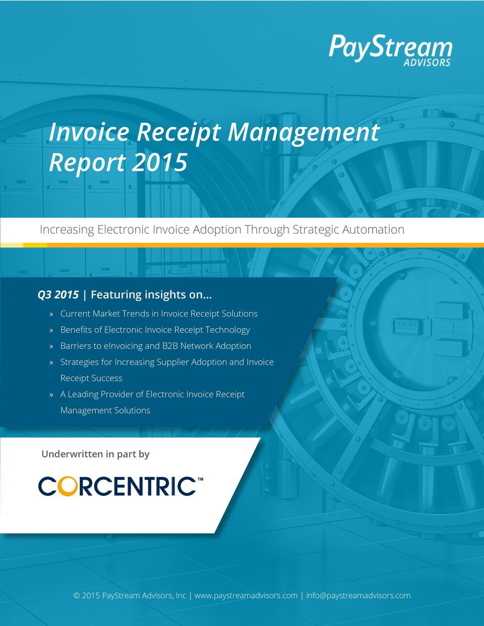 ..»» Current Market Trends in Invoice Receipt Solutions»» Benefits of Electronic Invoice Receipt Technology»»