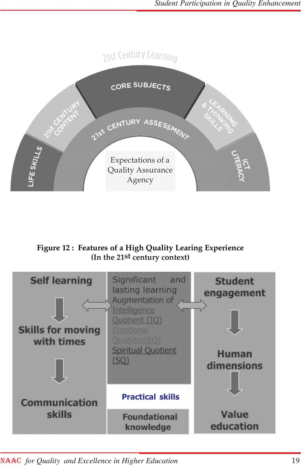 (In the 21st century context) Practical skills