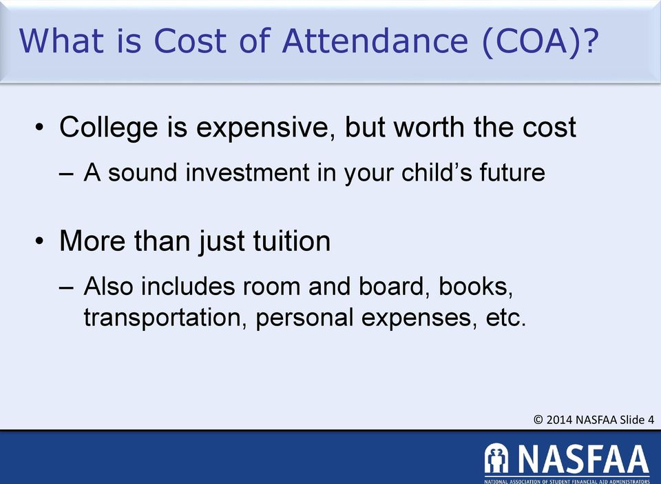 investment in your child s future More than just tuition