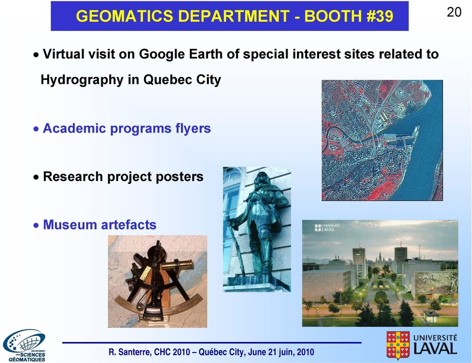related to Hydrography in Quebec City Academic