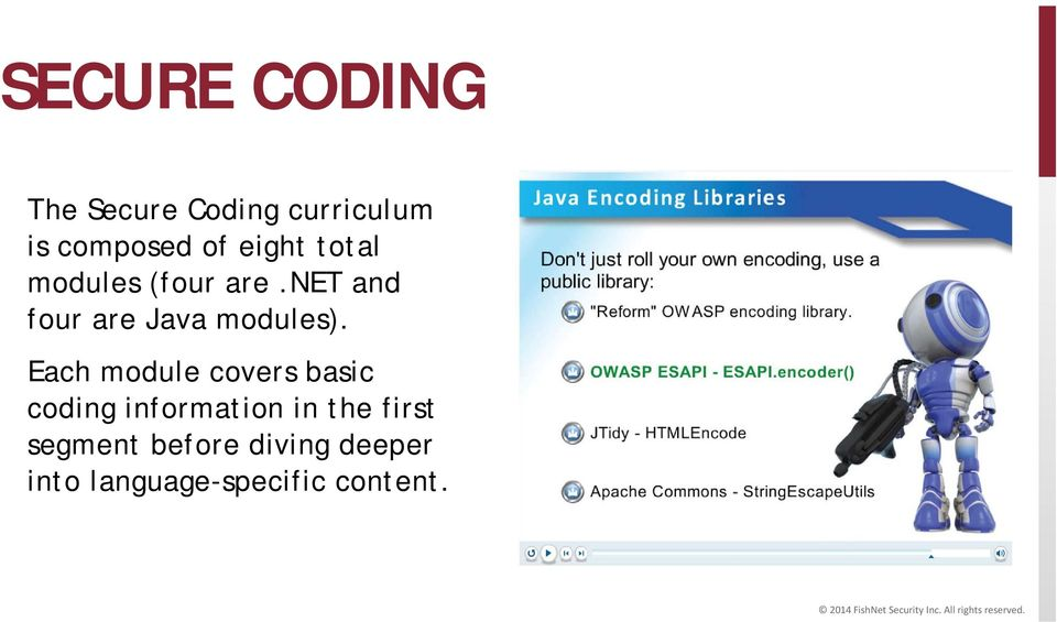 net and four are Java modules).