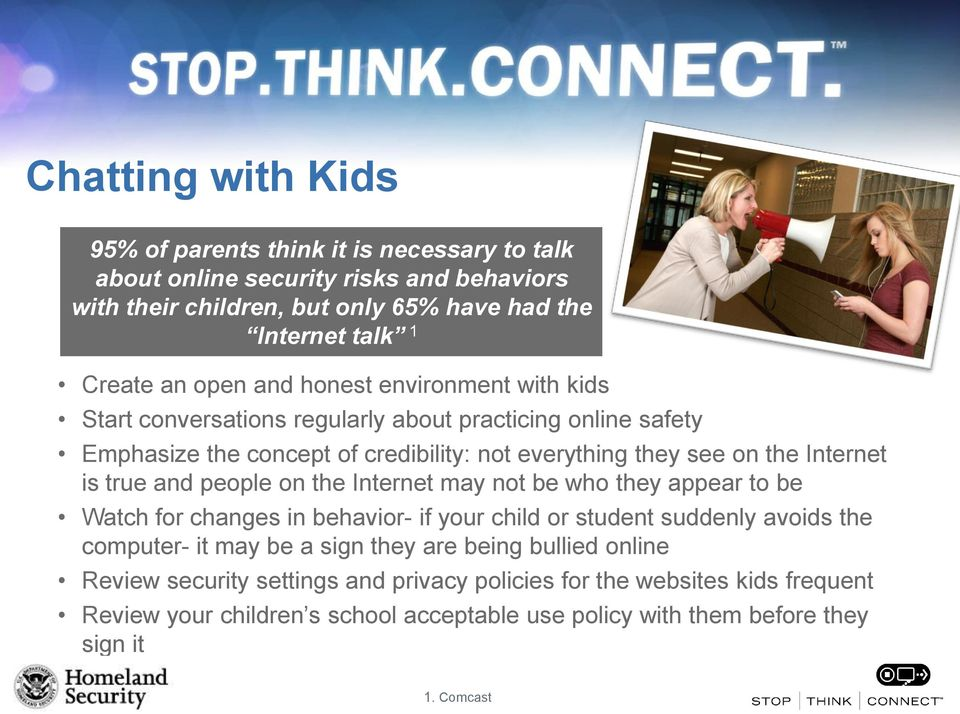 true and people on the Internet may not be who they appear to be Watch for changes in behavior- if your child or student suddenly avoids the computer- it may be a sign they are