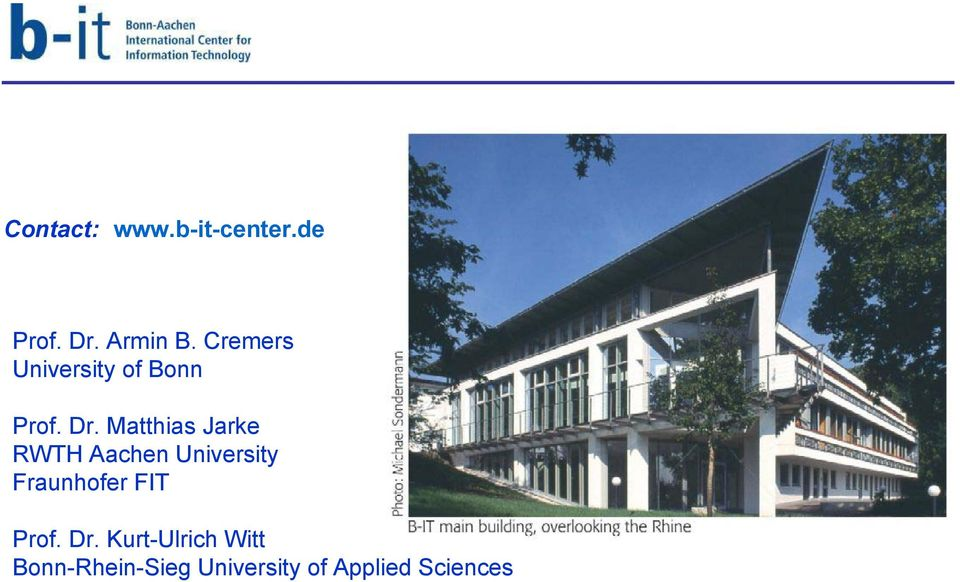 campus office rwth aachen