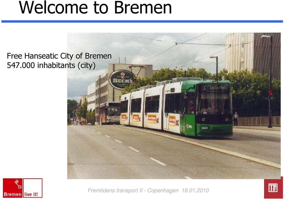 City of Bremen 547.