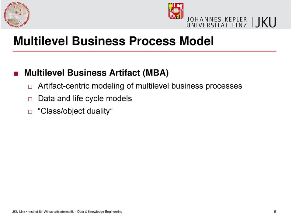 modeling of multilevel business processes
