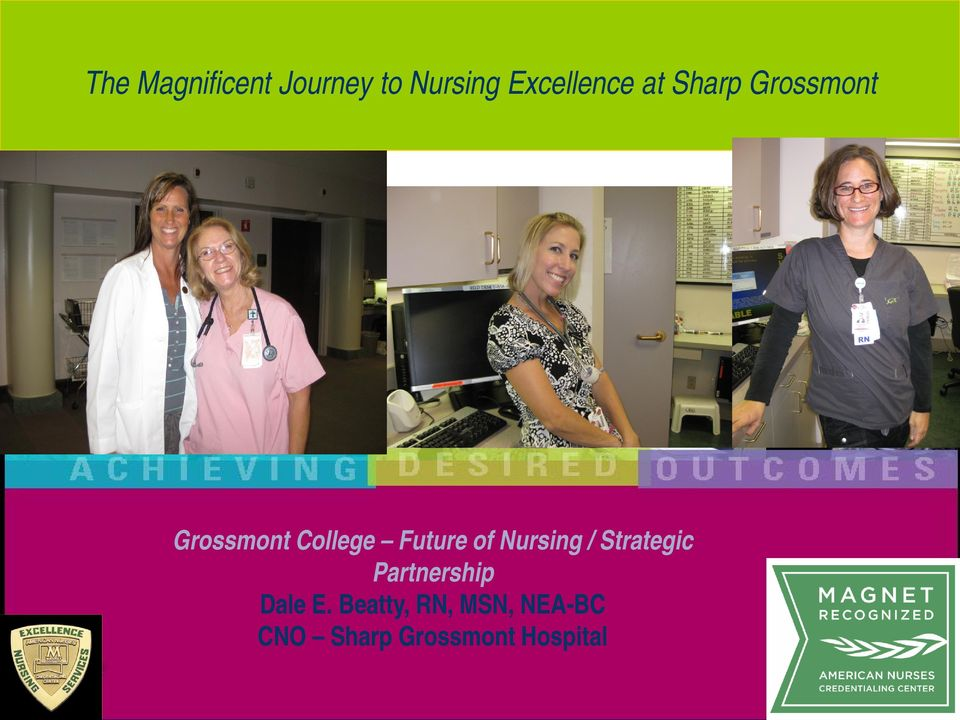 Nursing / Strategic Partnership Dale E.
