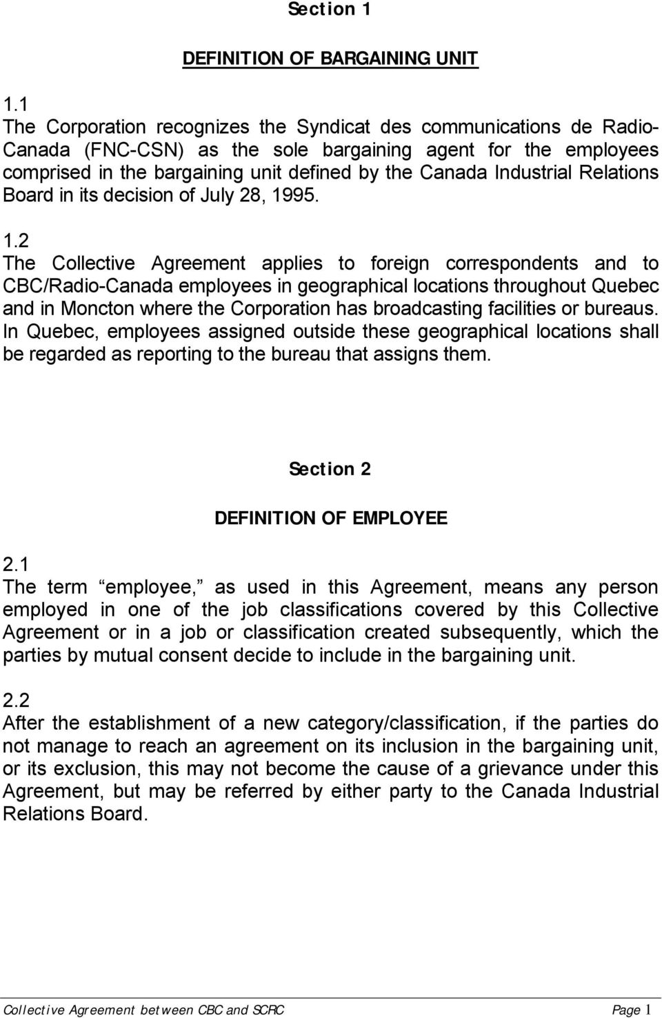 Industrial Relations Board in its decision of July 28, 19