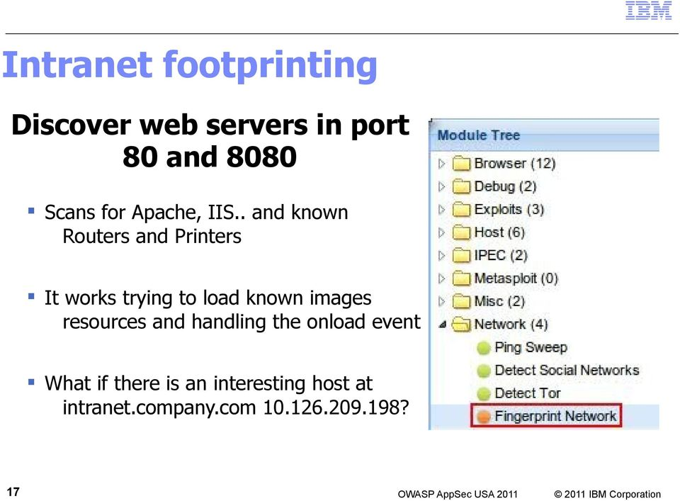 . and known Routers and Printers It works trying to load known